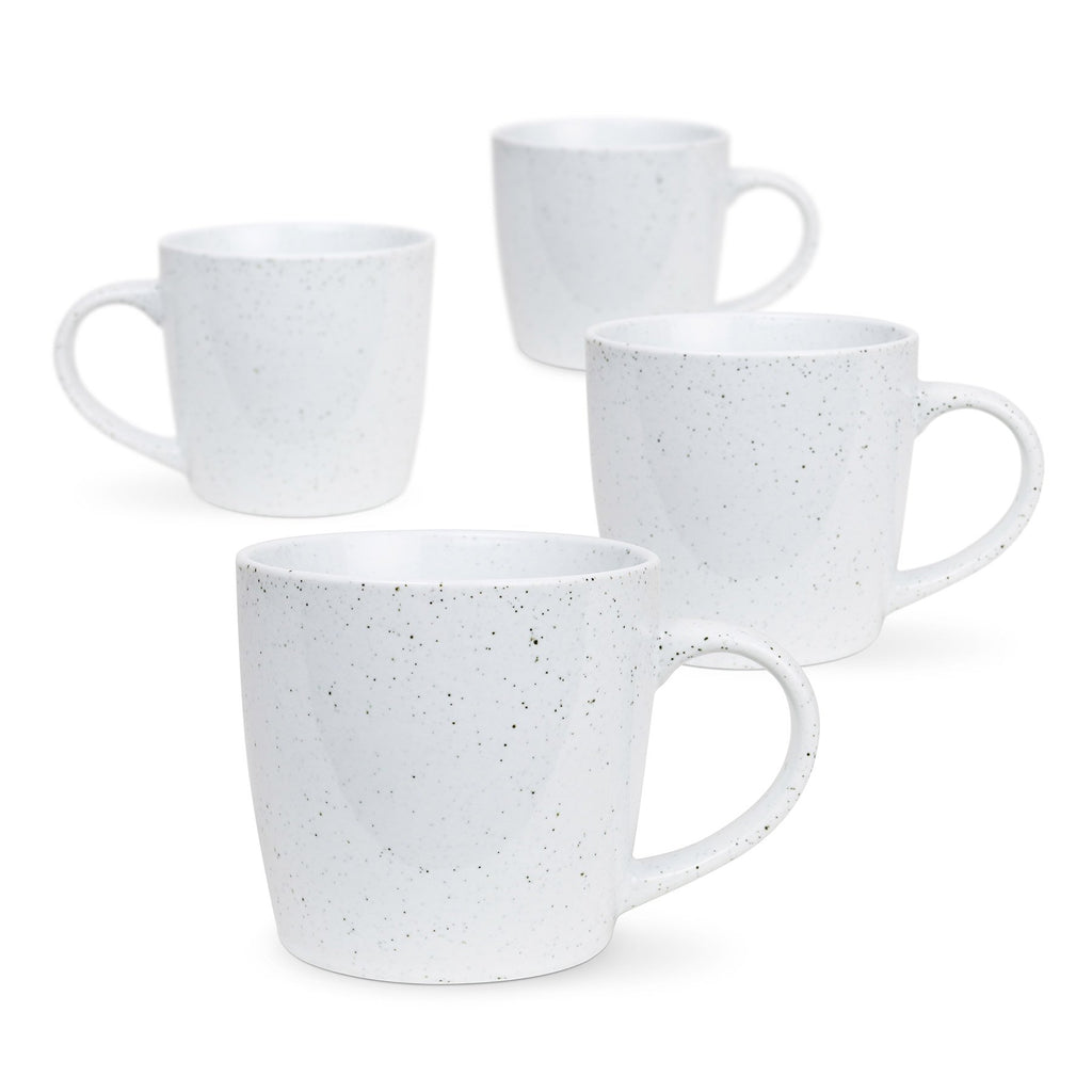 Robert Gordon | White Granite Mug Set 4pk