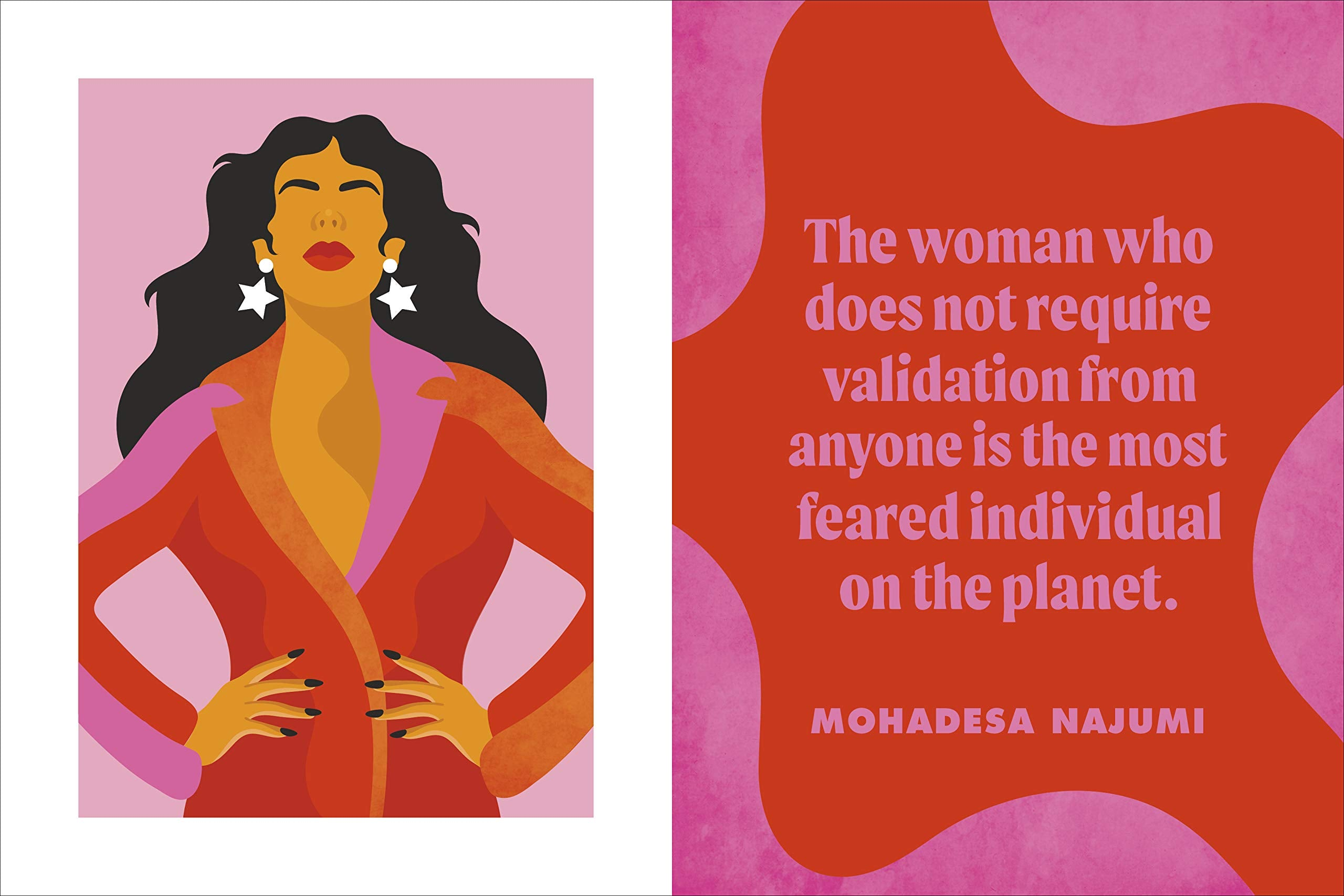 Words To Live By - 50 Inspiring Quotes by Inspiring Women