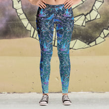 Load image into Gallery viewer, We Are All Connected Leggings
