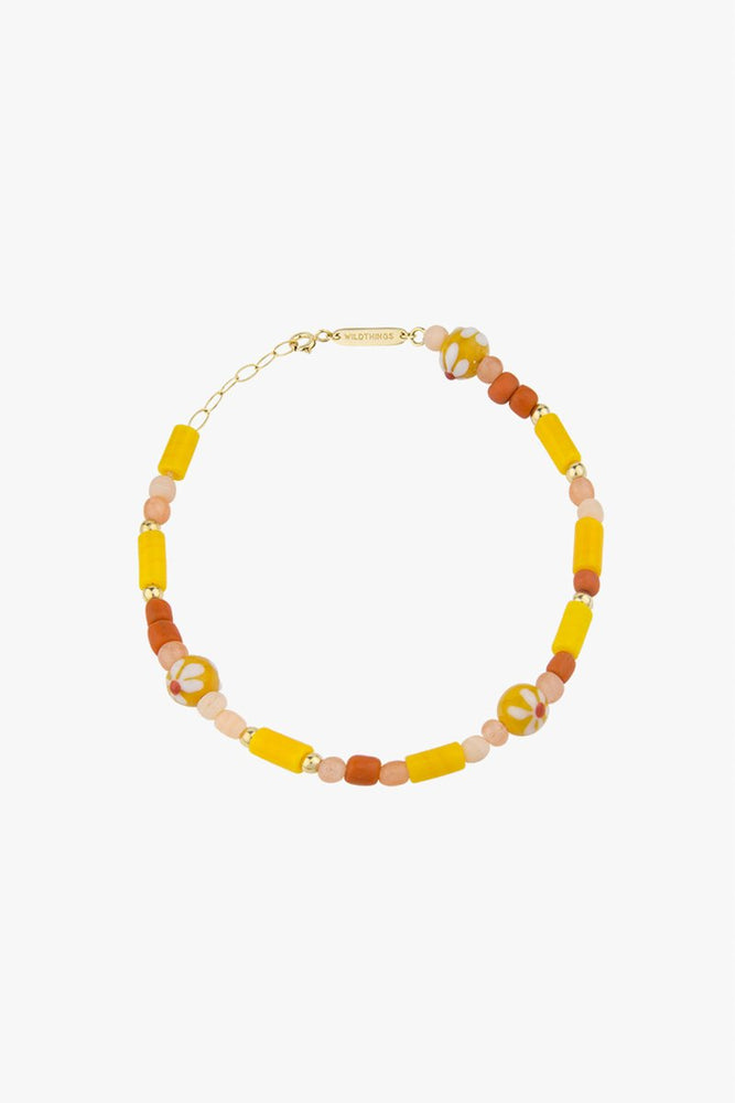 WILDTHINGS SUNSHINE ANKLET