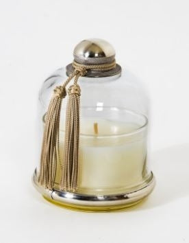 CANDLE CLOCHE GM ORIENTAL