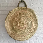 MIMARSE CLAIRE SHOPPER BASKET PERSONALIZED