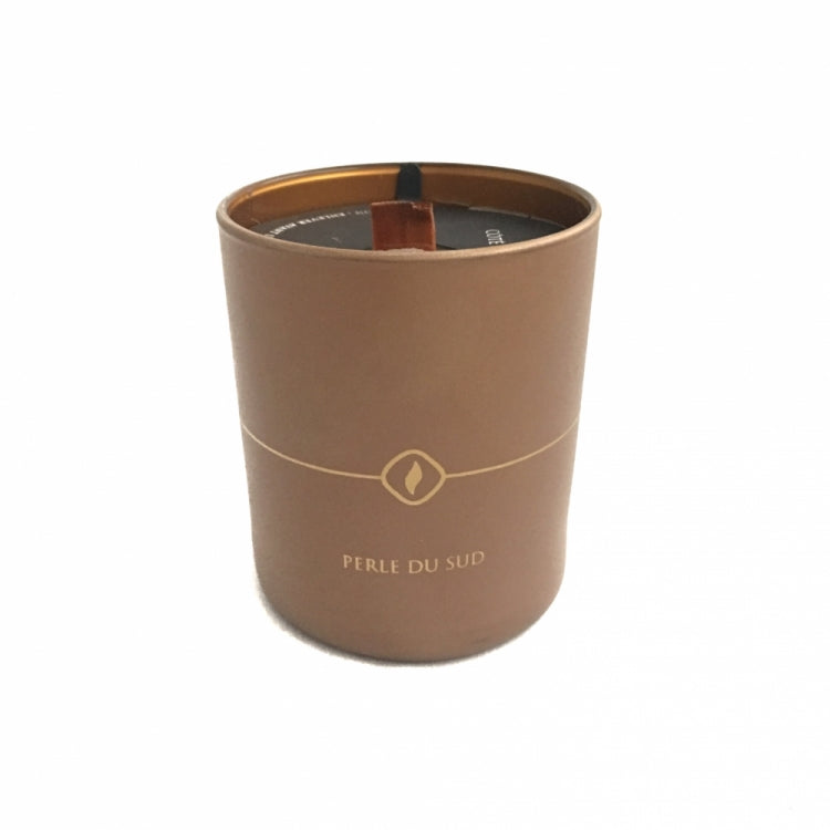 SCENTED CANDLE BLACK EDITION PERLE DU SUD