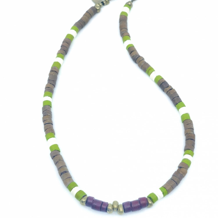 INDOCHINE COLLECTION SURF MARY NECKLACE