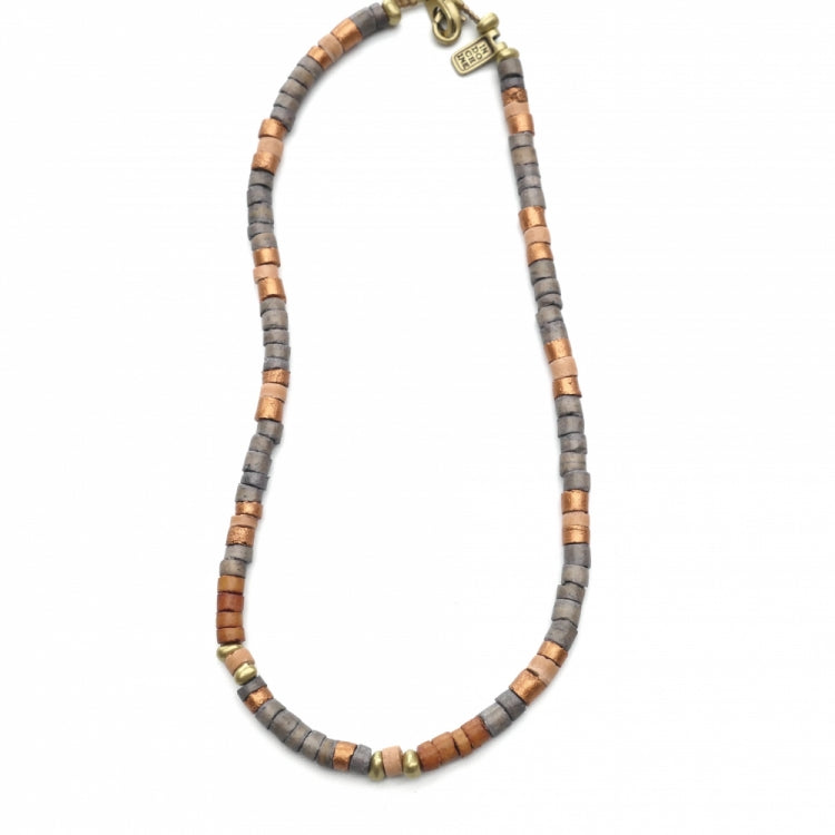 INDOCHINE COLLECTION SURF LINY NECKLACE