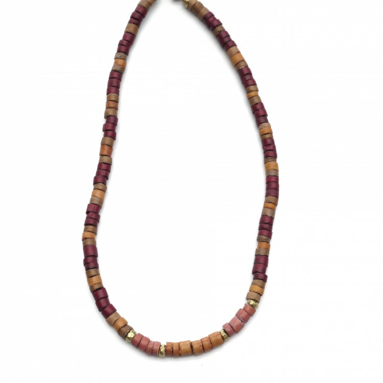 INDOCHINE COLLECTION SURF CHLOE NECKLACE