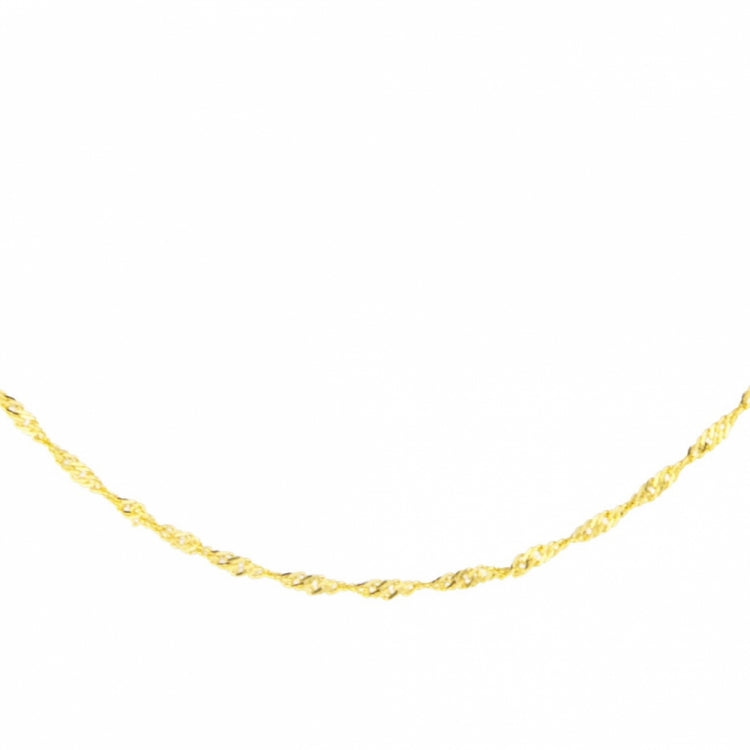 WILDTHINGS CHOKER GOLD (36cm)