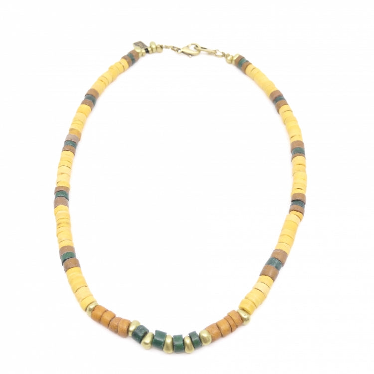 INDOCHINE COLLECTION SURF SUNNY NECKLACE