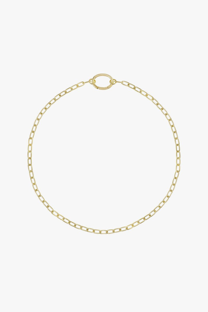 WILDTHINGS FIGARO CLASP(INCL.) CHAIN NECKLACE