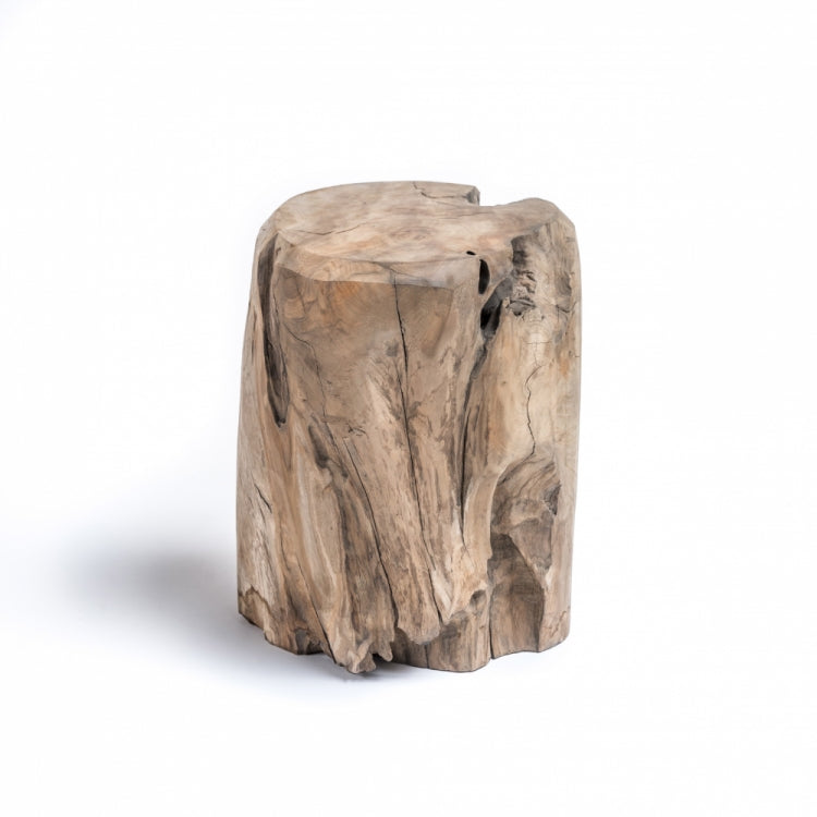 GOMMAIRE COFFEE TABLE ROOT, CYLINDER
