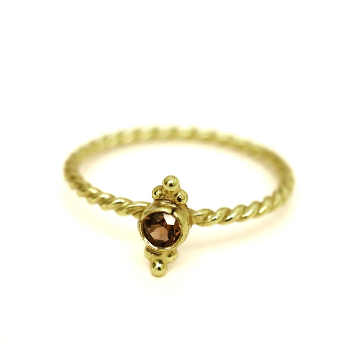 DOUBLE DOTS RING