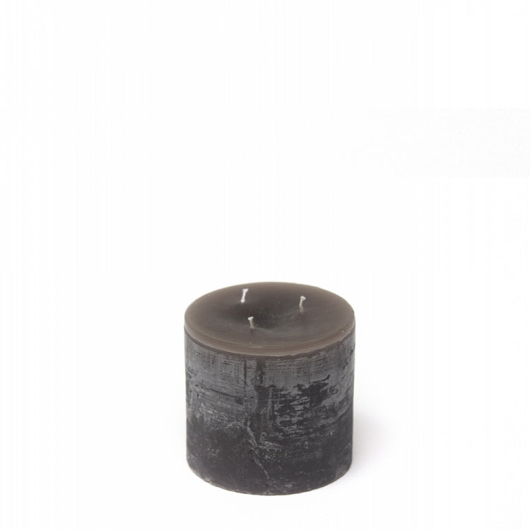 GOMMAIRE CYL.CANDLE D.15 X H14 CM