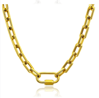 MILA GOLD NECKLACE