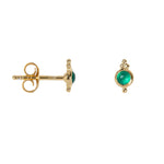BETTY BOGAERS ANTIQUE GREEN STUD