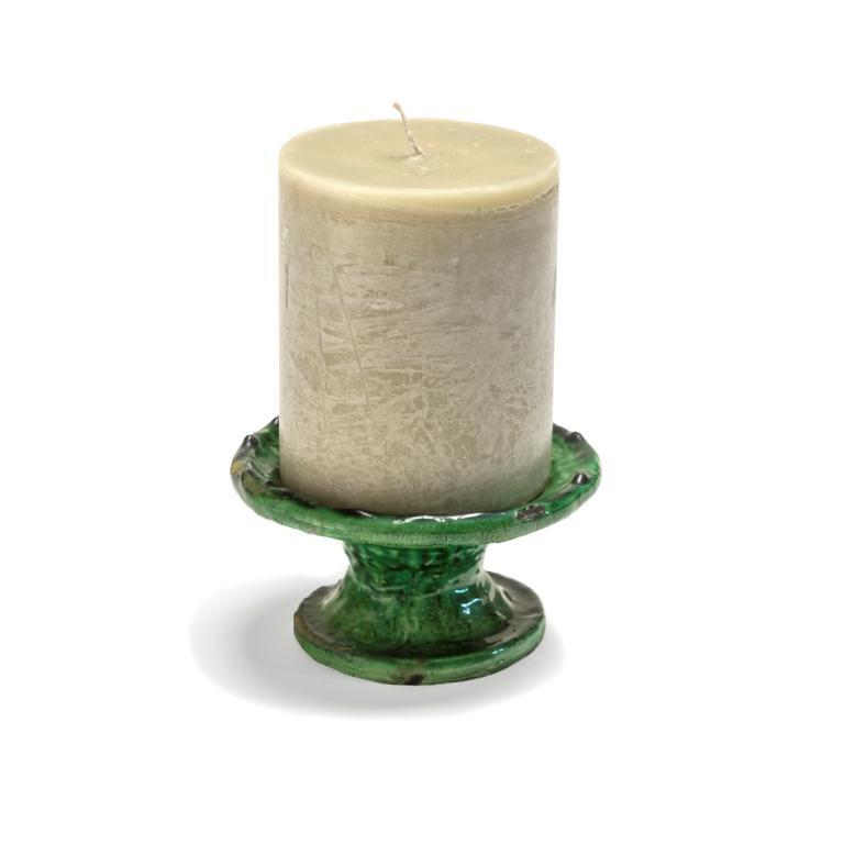GOMMAIRE CANDLEHOLDER CHERRY