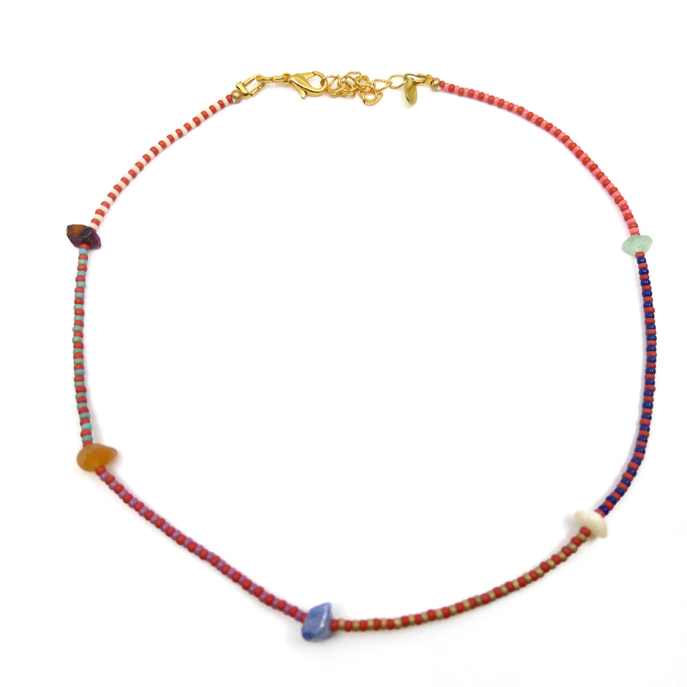 MIMARSE TANNA NECKLACE