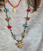 INDOCHINE COLLECTION NAVAJO NECKLACE (M)