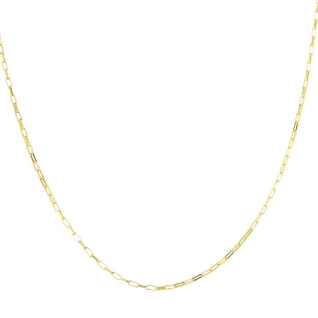 WILDTHINGS MEDIUM SQUARE NECKLACE (40cm)