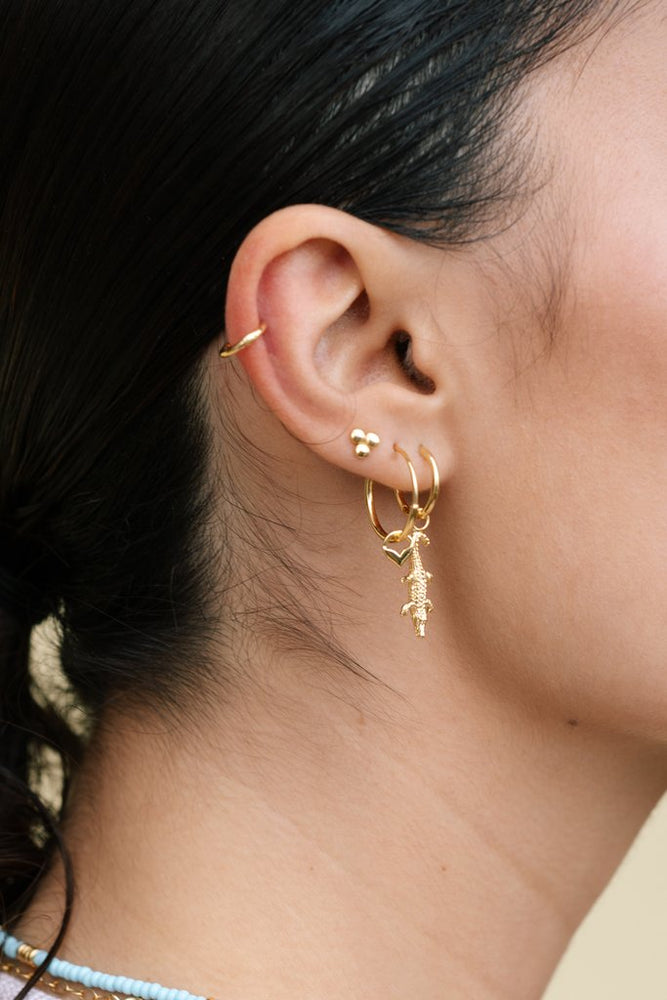 WILDTHINGS SUNNY DROP EARRING