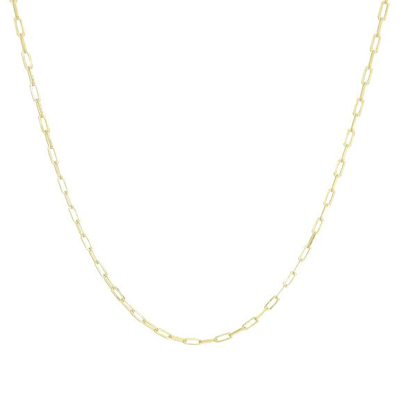 WILDTHINGS LONG ROUND NECKLACE (50cm)