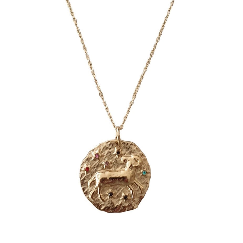HOROSCOPE SIGNS NECKLACE
