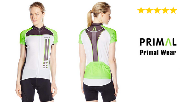 Primal Wear Women Frequency Evo Jersey - BrandsForLess.CO