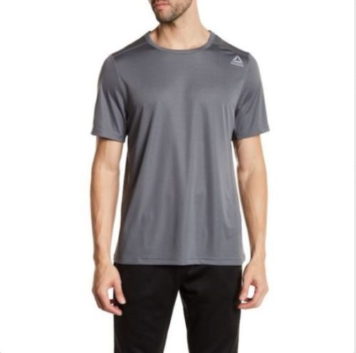 Reebok Men Active Tee Size LARGE - BrandsForLess.CO