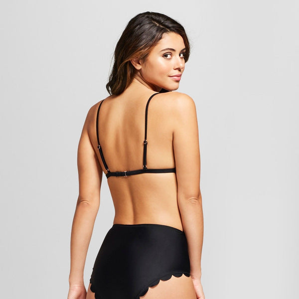 Vanilla Beach Women BLACK BATHING-SUIT - BrandsForLess.CO
