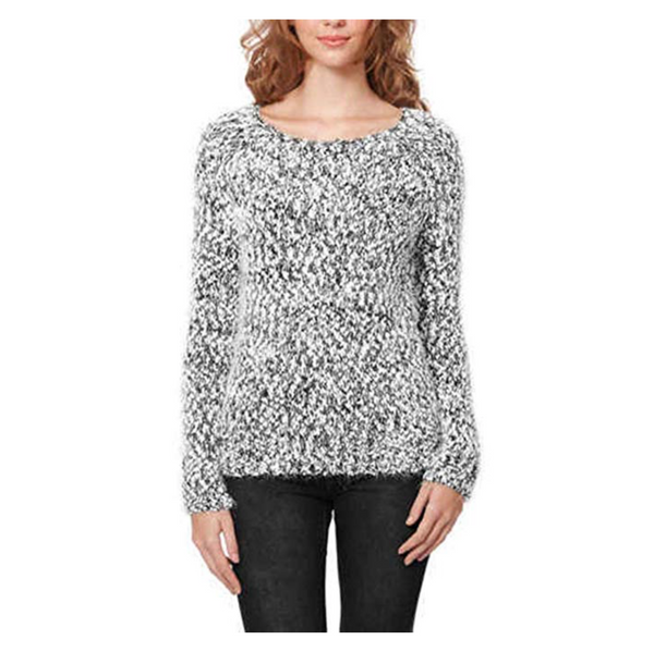 Buffalo David Bitton Women Eyelash Sweater - BrandsForLess.CO