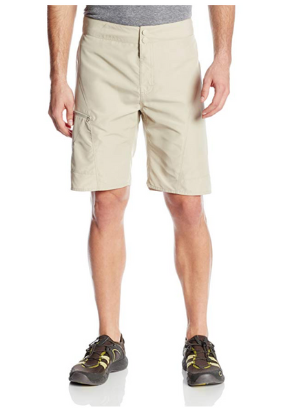 "Columbia Sportswear Men Packagua II Shorts Color Fossil 34-9""Inseam - BrandsForLess.CO"