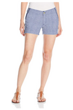 Columbia Sportswear Women Solar Fade Shorts Color Collegiate Navy White Anchor - BrandsForLess.CO