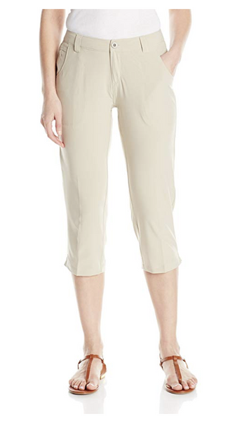 White Sierra Women West Loop Trail Capri - BrandsForLess.CO