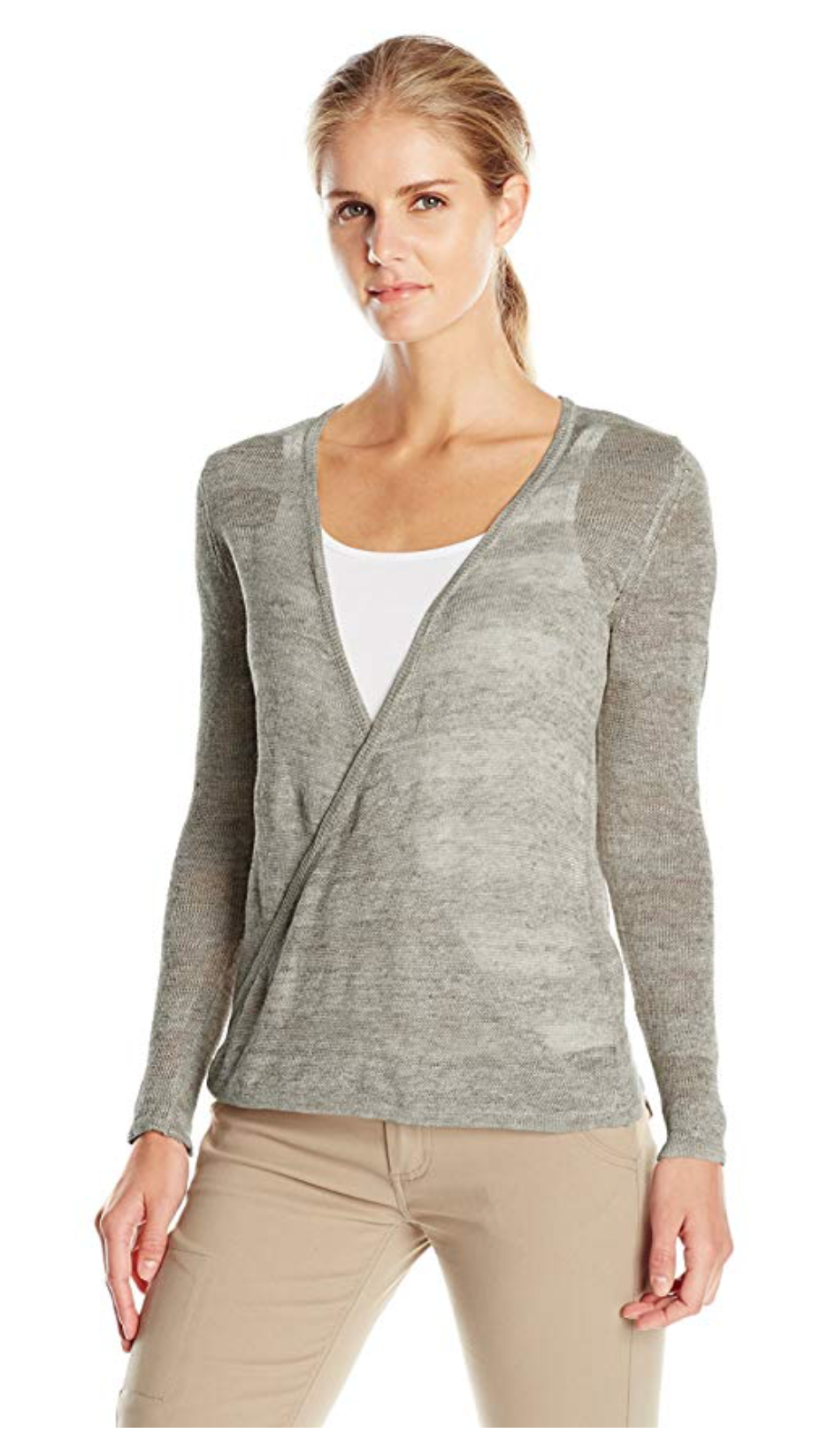 Royal Robbins Women Tupelo Twist Pullover Top - BrandsForLess.CO