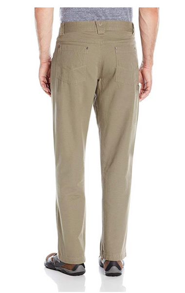 White Sierra Altos Work Pant - BrandsForLess.CO