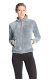 White Sierra Women Halifax Fleece Jacket - BrandsForLess.CO
