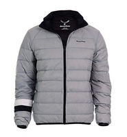 DannyShane Men Down Jacket MEDIUM - BrandsForLess.CO