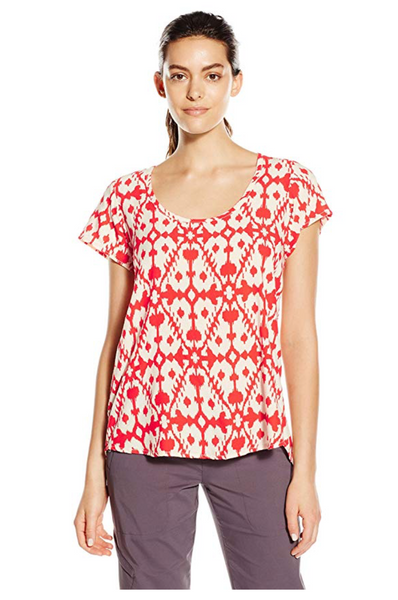 KAVU Women Bernice Tee - BrandsForLess.CO