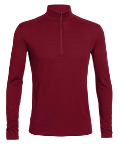 Icebreaker Men Oasis LS Half Zip, Size XL - BrandsForLess.CO