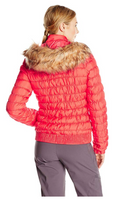 Merrell Women Silversun Featherless Puffer Hoodie - BrandsForLess.CO