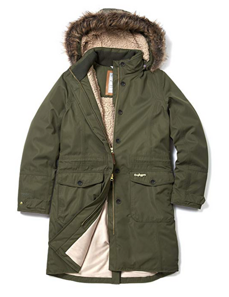 Craghoppers NAT Geo Cayley Parka - BrandsForLess.CO