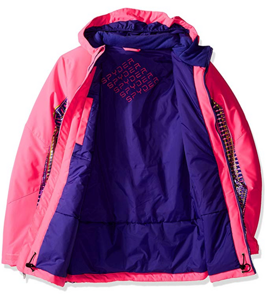 Spyder Girls Charm Jacket - BrandsForLess.CO