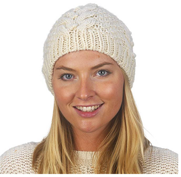 Turtle Fur Sugar Sugar, Lightweight Hand Knit Slouchy Beanie - BrandsForLess.CO