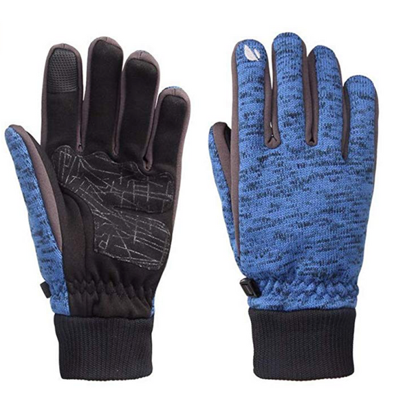 Knit Touch Screen Gloves Winter Warm Gloves Skating Snow Skiing Gloves Mittens for Men Women - BrandsForLess.CO
