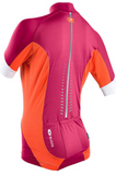 Sugoi RS Ice Jersey - Women, Large,Bright Rose - BrandsForLess.CO