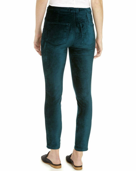 Free People We The Free Sweet Jane Neptune Skinny Leg Pants | Neptune - BrandsForLess.CO