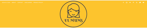 Elmums banner feature