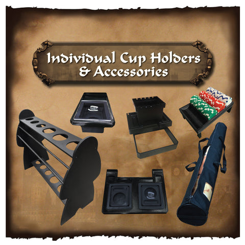 Individual Cup Holders & Accessories