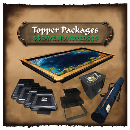 Topper Packages SAVE HUNDREDS!