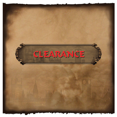 Clearance and discontinued items