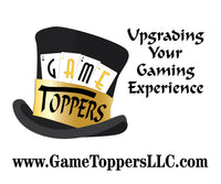 Game Toppers 3.0 will begin April 20th. Prices in general are lower on our KS to reward our backer community. For more information please join us at www.gametoppersllc.com for more information